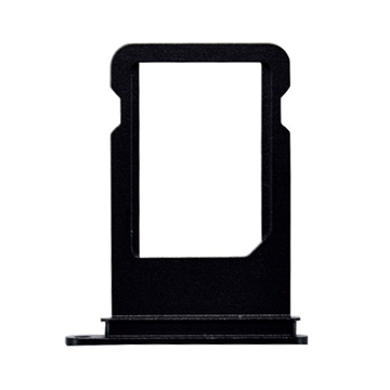 Βάση κάρτας SIM - SIM Card Tray Black