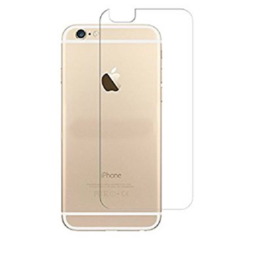 APPLE iPhone 6/6S - TEMPERED BACK GLASS 9H Hardness 0,3mm
