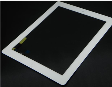Touch screen APPLE iPad 2+ Home Button White Συμβατό