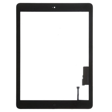 Touch screen APPLE iPad Air  Black Συμβατό, χωρίς Home button