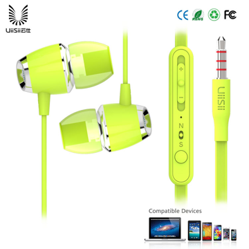 UIISII Handsfree U5, GREEN