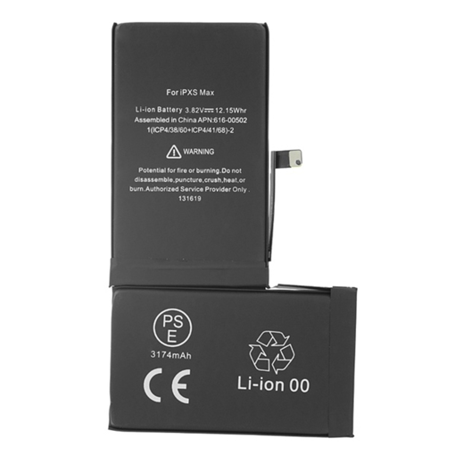 APPLE iPhone XS Max - BATTERY 3180mAh LI-Pol, BULK