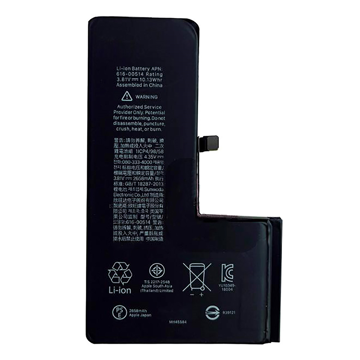 APPLE iPhone XS - BATTERY 2660mAh LI-Pol, BULK
