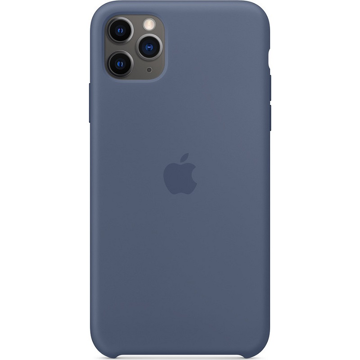 APPLE iPhone 11 Pro Max - ORIGINAL ΘΗΚΗ ΣΙΛΙΚΟΝΗΣ ALASKAN BLUE , BLISTER
