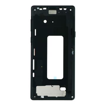 SAMSUNG Note 9 - Middle cover Frame Black Original