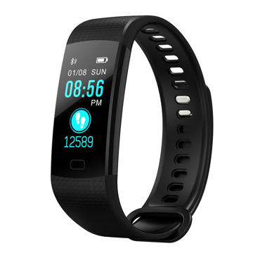 SMART WATCH BRACELET UNLEASH YOUR RUN BLACK