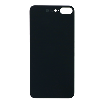 APPLE iPhone 8 Plus - Battery cover Black High Quality