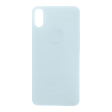 APPLE iPhone XS - Battery cover White High Quality