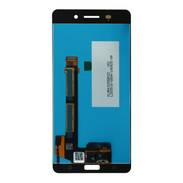 NOKIA 6 - LCD Display + Touch screen Black OEM
