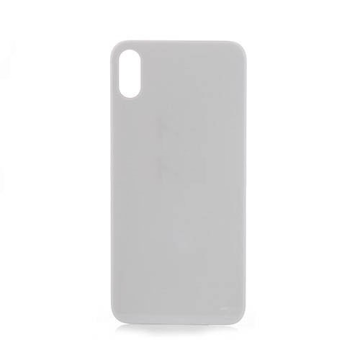 APPLE iPhone X - Battery cover White Original