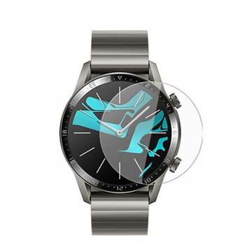 HUAWEI Watch GT 2 46mm - TEMPERED GLASS 3D FULL SCREEN BLACK
