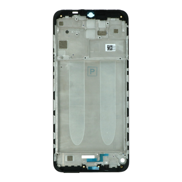 XIAOMI Redmi 9 - Front Housing Black Original