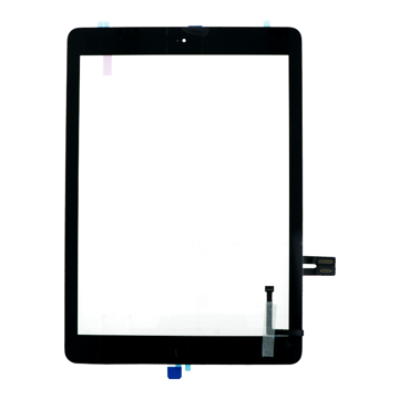 APPLE iPad 9.7 2018 - Tablet Touch screen with Fingerprint Sensor Flex Cable Black High Quality