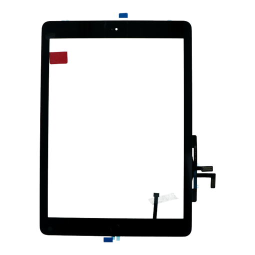 APPLE iPad 9.7 2017 - Tablet Touch screen with Fingerprint Sensor Flex Cable Black OEM