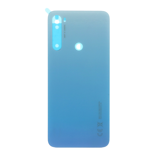 XIAOMI Redmi Note 8T -  Battery cover + Adhesive White Original