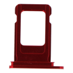 APPLE iPhone 11 - SIM Card Tray with waterproof rubber ring Red Original