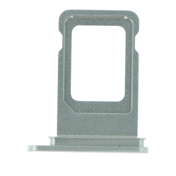 APPLE iPhone 11 - SIM Card Tray with waterproof rubber ring White Original