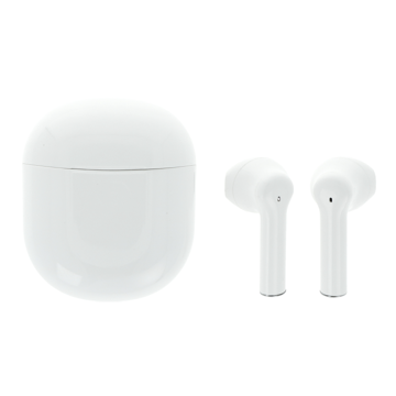UNIVERSAL BLUETOOTH TWS-M4 NOISE CANCELING EARBUD AIRPODS WHITE