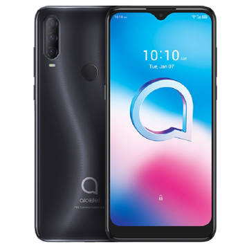 Alcatel 3L 2020 (64GB) Dark Chrome