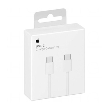 APPLE - ORIGINAL DATA CABLE USB-C TO USB-C ΛΕΥΚΟ 1m BLISTER