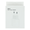 USB TRAVEL CHARGER 18W Type-C WHITE UNIVERSAL