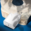 USB TRAVEL CHARGER FORCELL 45W Type-C WHITE UNIVERSAL