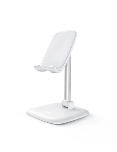 UGREEN ADJUSTABLE MOBILE PHONE DESK HOLDER WHITE