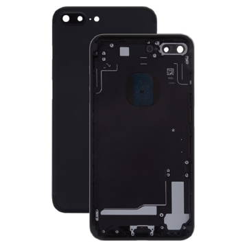 APPLE iPhone 7 Plus - Rear Housing with Parts Black OEM