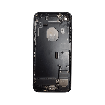 APPLE iPhone 7 - Rear Housing with Parts Black High Quality
