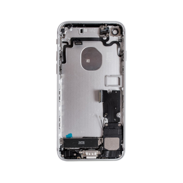 APPLE iPhone 7 Plus - Rear Housing with Parts Silver High Quality