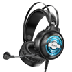 HOCO - W101 STREAMER GAMING WIRED HEADPHONES BLUE
