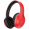 HOCO - W30 Fun move wireless headphones RED