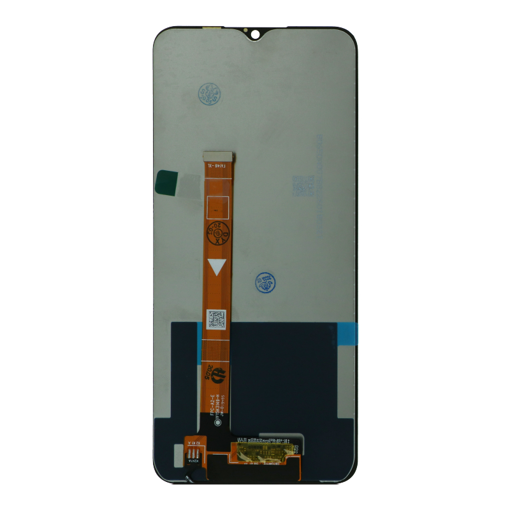 REALME C3 - LCD + Touch Black OEM