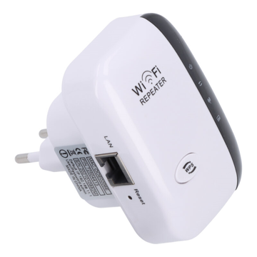 Wireless Repeater WiFi Boost Signal Range 300Mbps