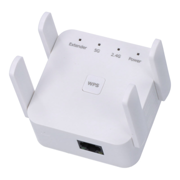 1200Mbps 5G Universal WiFi Range Extender / Repeater / Booster