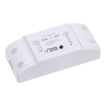 Wireless Voice Remote Control Power Timing WiFi Switch