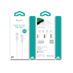 DEVIA Smart Series PD Cable for Type-c White (20V 3A 60W)