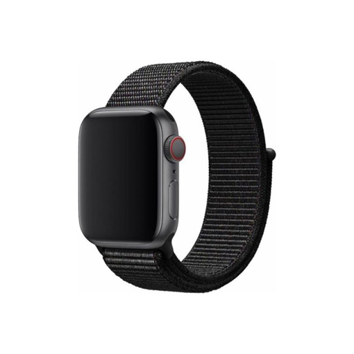 DEVIA Deluxe Series Sport3 Band (42/44mm) Black