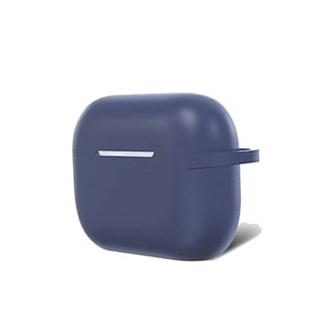 DEVIA Naked silicone case suit for Airpods pro Purple