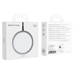 HOCO - CW30 WIRELESS CHARGER 15W GRAY